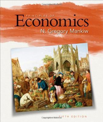 Principles of Economics, 5th edition
