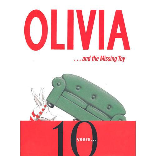 Olivia and the Missing Toy 奥莉薇的玩具丢了 9780689852916