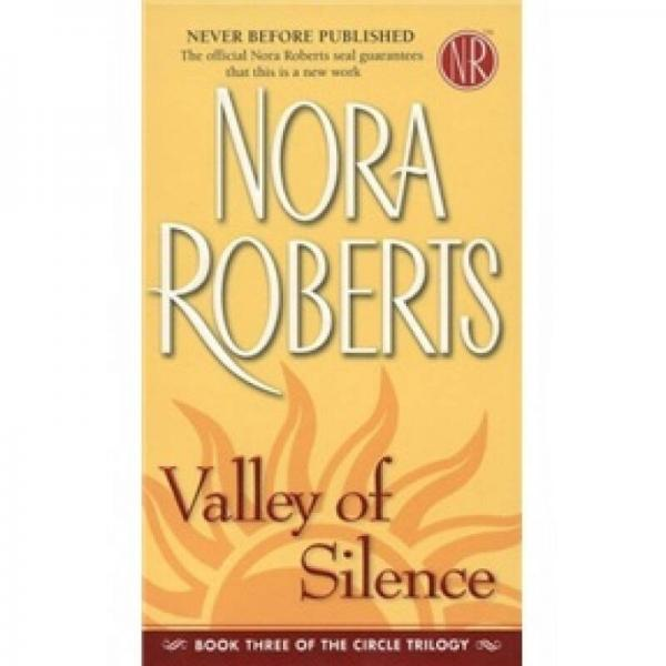 Valley of Silence[沉默的山谷]
