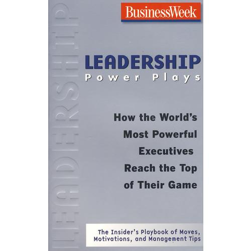 领导力的执行LEADERSHIP POWER PLAYS