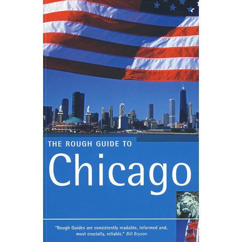 芝加哥指南The Rough Guide to Chicago, 1st ed.