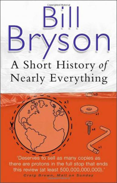 A Short History of Nearly Everything 涓��╃����