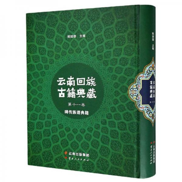 云南回族古籍典藏(第11卷碑传族谱典籍)