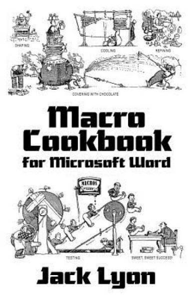 MacroCookbookforMicrosoftWord