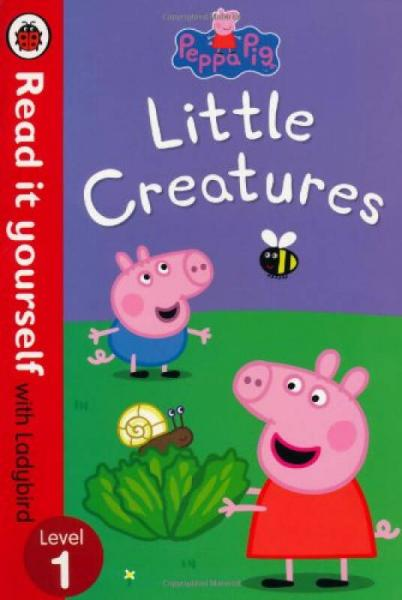 Peppa Pig 2 (Read it Yourself with Ladybird, Level 1)