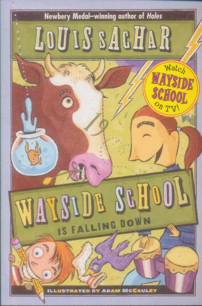 Wayside School is Falling Down歪歪学校要塌啦 英文原版