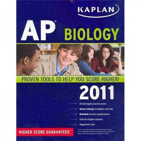 Kaplan AP Biology 2011