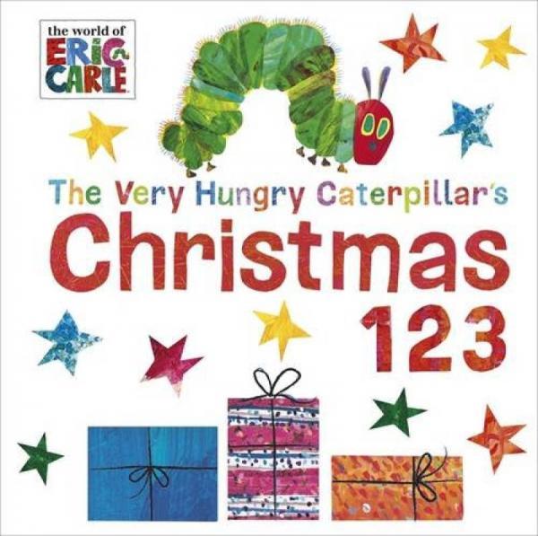 Very Hungry Caterpillars Christmas 123