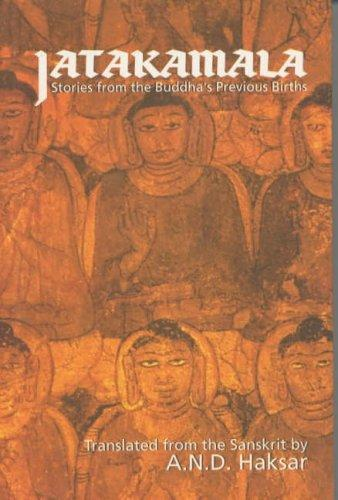 Jatakamala:StoriesFromTheBuddha'SPreviousBirths