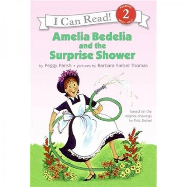 Amelia Bedelia and the Surprise Shower (Book + CD) (I Can Read, Level 2)
