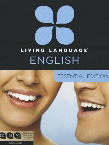 Living Language English, Essential Edition, 3 CDs (ESL/ELL)