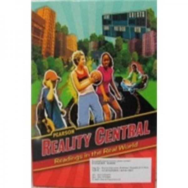 Reality Central Student Anthology Grade 8