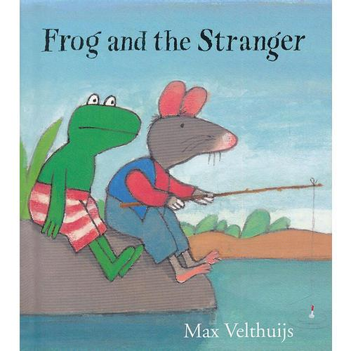 Frog and the Stranger Mini Hardback 弗洛格和陌生人(迷你精装)
