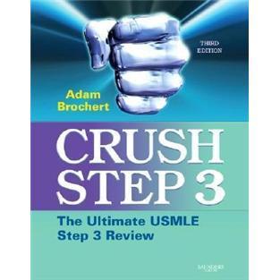 CrushStep3终极美国医师执照考试第3步复习