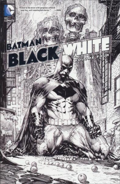 Batman: Black and White, Volume Four
