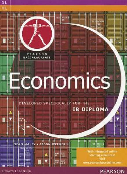 Pearson Baccalaureate: Economics for the Ib Diploma