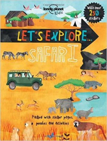 Lets Explore… Safari