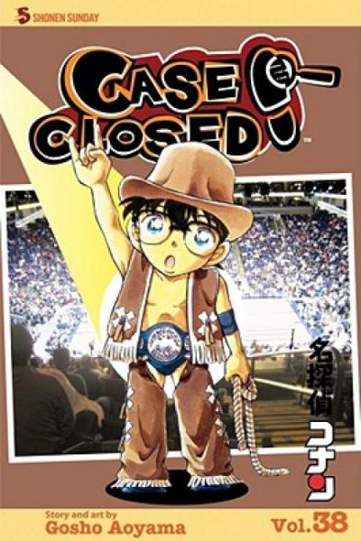 CaseClosed,Volume38