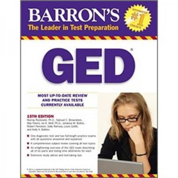 GED (Barrons GED)