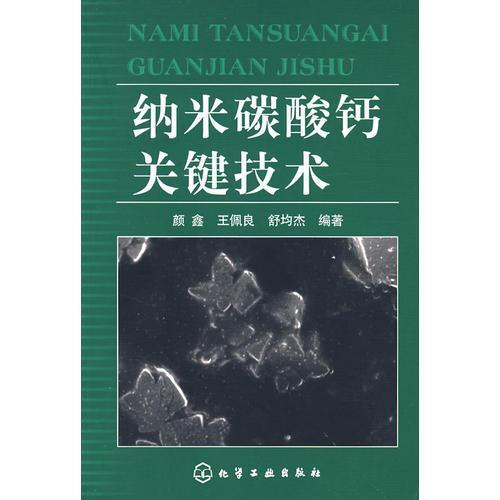 纳米碳酸钙关键技术