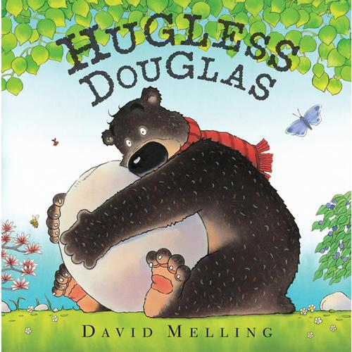 Hugless,Douglas[Paperback]道格拉斯要抱抱
