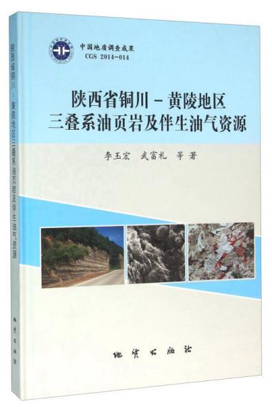 陕西省铜川-黄陵地区三叠系油页岩及伴生油气资源