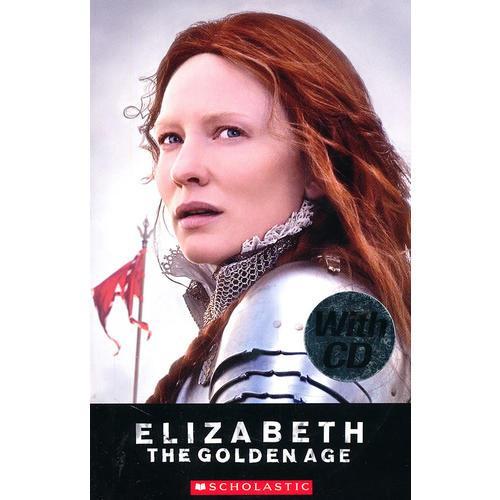 Level 3: Elizabeth: The Golden Age (book+CD)