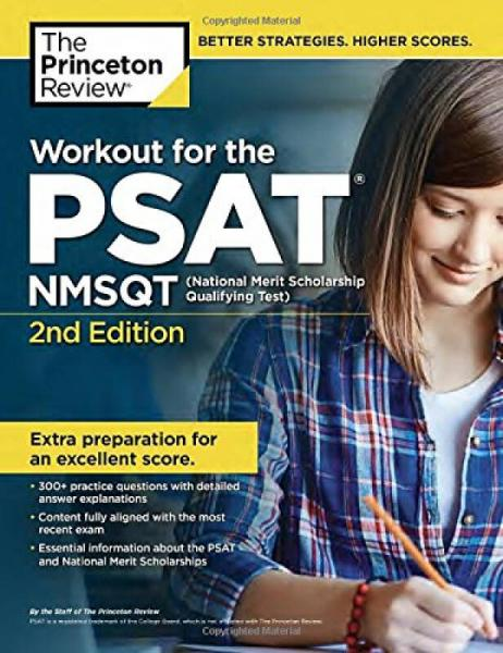 WORKOUT FOR THE PSAT/NMSQT 2/E