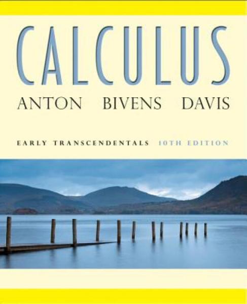 CalculusEarlyTranscendentals