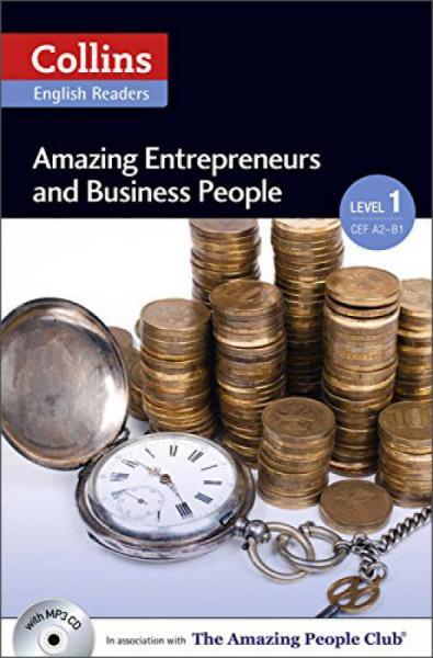 Amazing Entrepreneurs & Business People (Level 1)