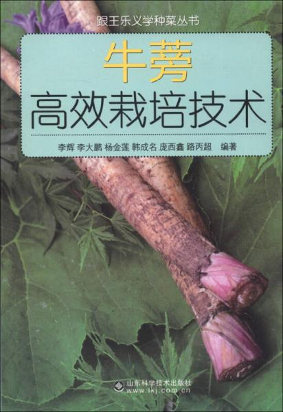 跟王乐义学种菜丛书:牛蒡高效栽培技术