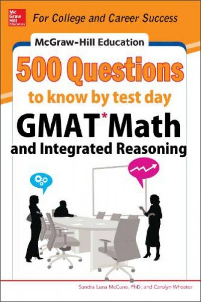 Mcgraw-Hill Education 500 Gmat Math and Integrated Reasoning