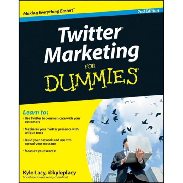 TwitterMarketingForDummies,2ndEdition