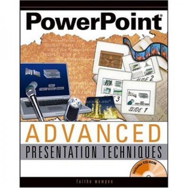 PowerPoint Advanced Presentation Techniques[PowerPoint 高级演示技术]