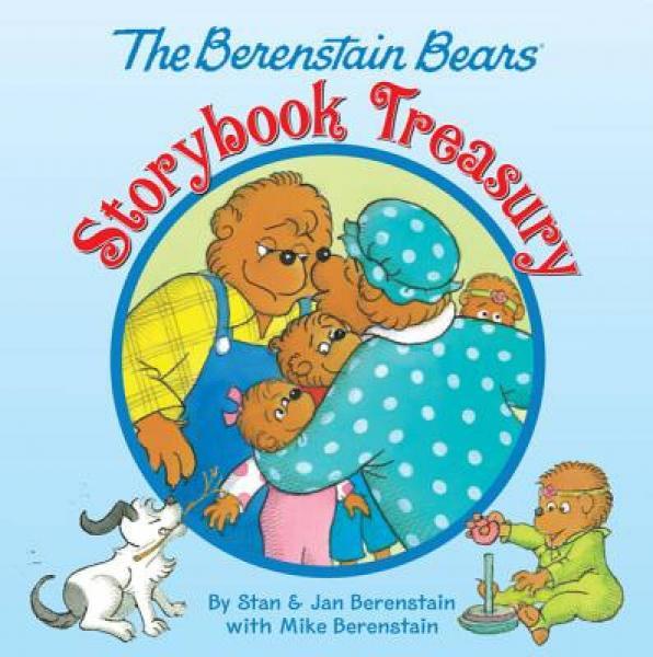 The Berenstain Bears Storybook Treasury贝贝熊故事精选