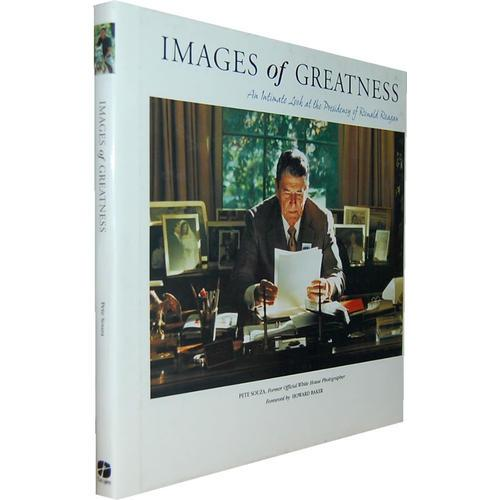 IMAGES OF GREATNESS 罗纳德 里根