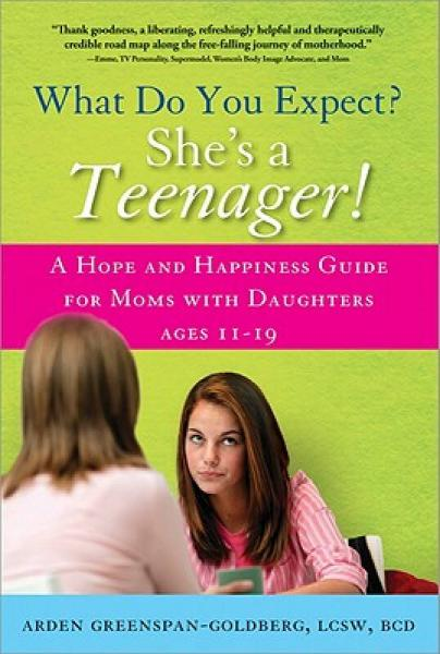 What Do You Expect? Shes a Teenager!
