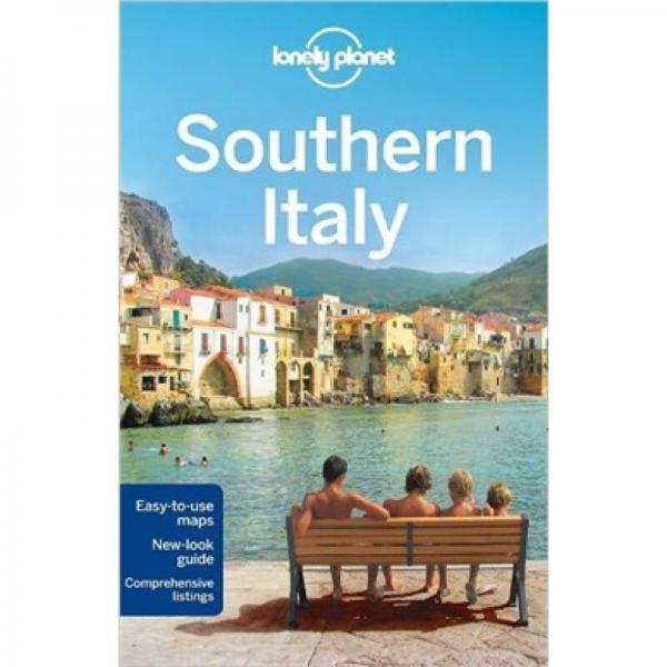 Lonely Planet: Southern Italy (Regional Travel Guide)孤独星球旅行指南:意大利南部