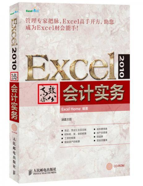 Excel 2010高效办公:会计实务