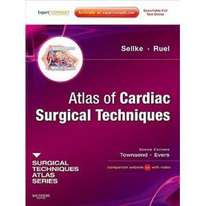 AtlasofCardiacSurgicalTechniques心脏外科技术图谱