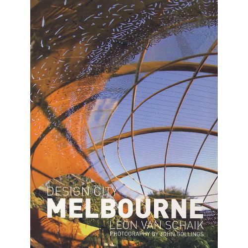 墨尔本城市设计 Design City Melbourne