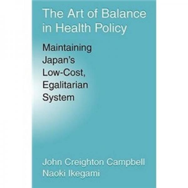 The Art of Balance in Health Policy