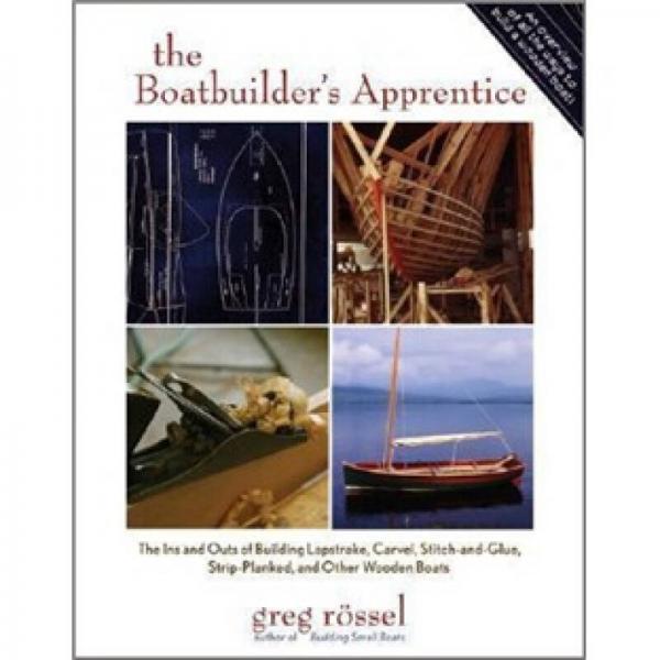 The Boatbuilders Apprentice