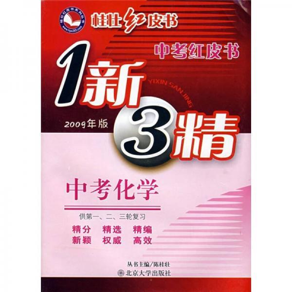 中考红皮书·1新3精:化学(2009年版)
