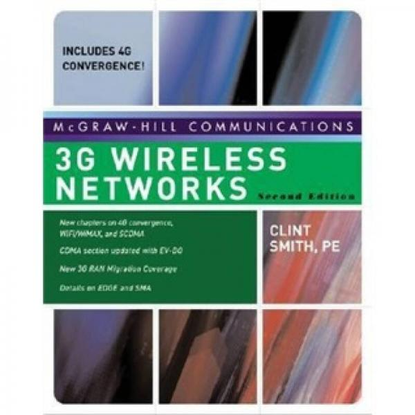 3G Wireless Networks, Second Edition