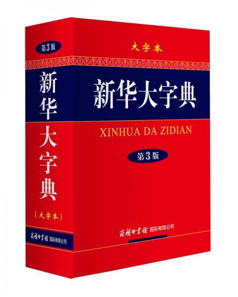 新华大字典(大字本 第3版)