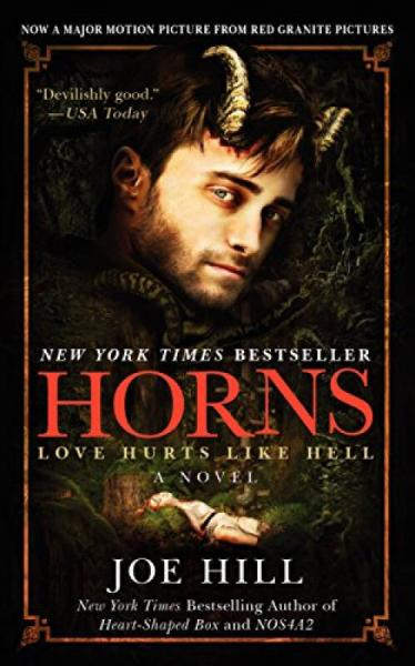 Horns Movie Tie-in Edition  A Novel