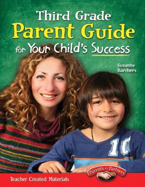 Parent Guide for Your Childs Success: Third Grade 家长指导:三年级
