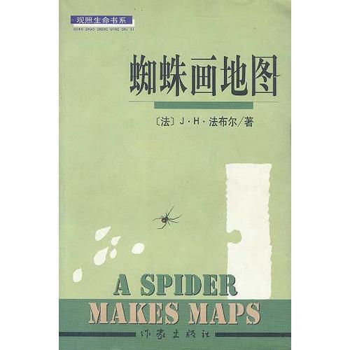 蜘蛛画地图