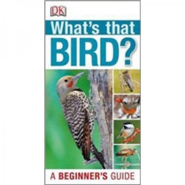 Whats That Bird?